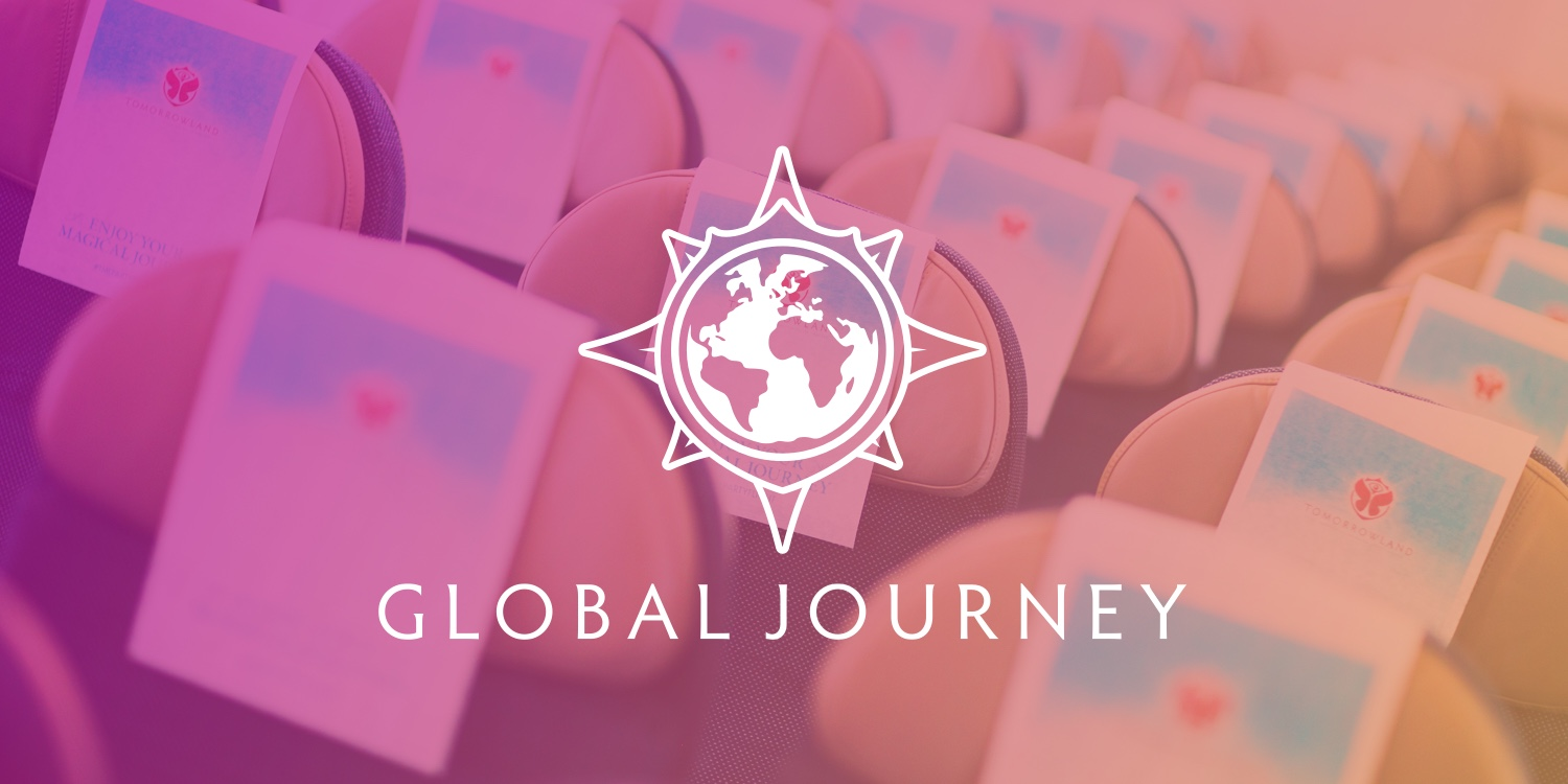 「Global Journey Ticket Tomorrowland」の画像検索結果