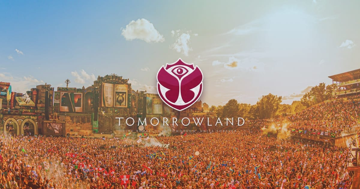 tomorrowland 2018 magnificent greens we 1 2x full madness pass camping ebay. Black Bedroom Furniture Sets. Home Design Ideas