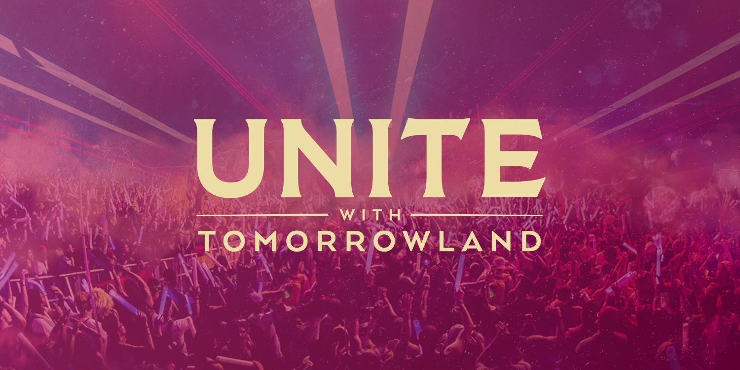 Tomorrowland Announces 2018 UNITE Satellite Events