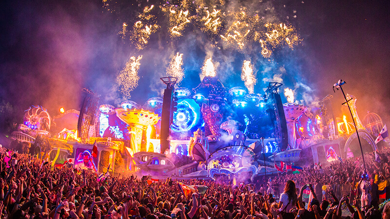 Welcome - Festival - Tomorrowland