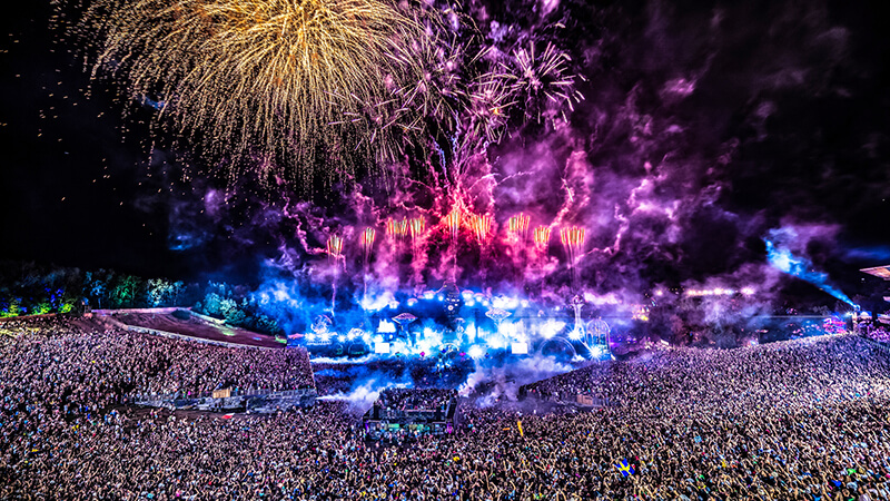 Welcome Festival Tomorrowland
