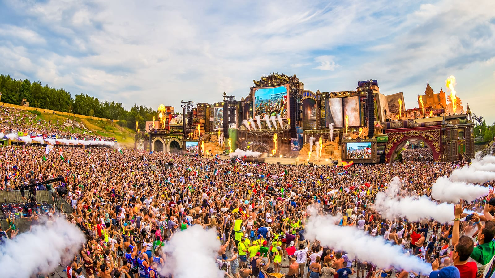 Welcome - Festival - Tomorrowland on