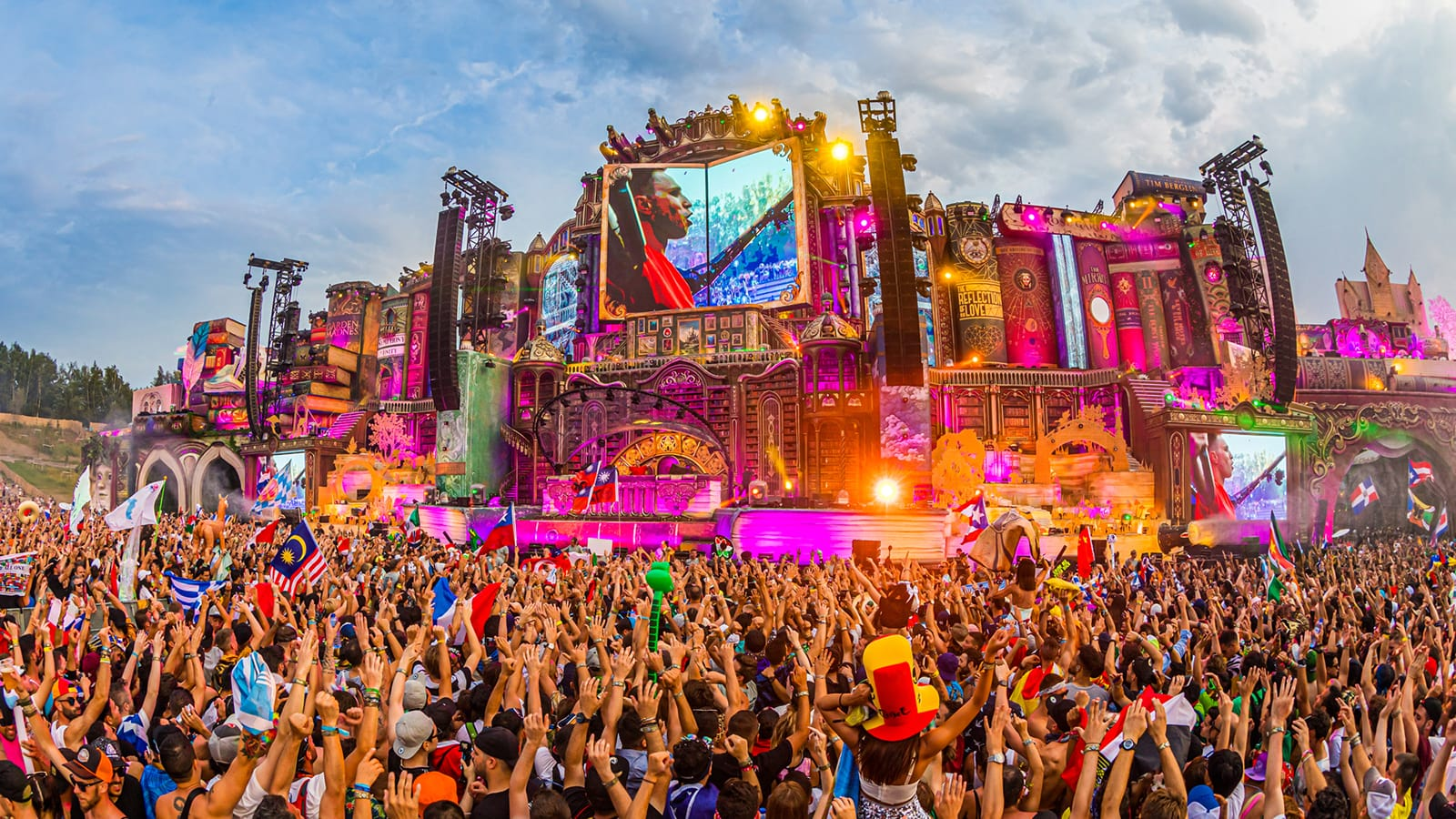 Welcome - Festival - Tomorrowland