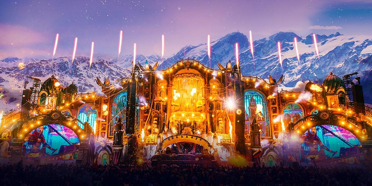 Welcome - Tomorrowland Winter - Tomorrowland